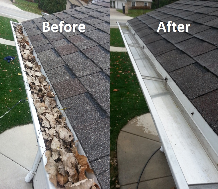 Gallery Anderson Window Amp Gutter Cleaning Power